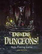 D6xD6 Dungeons RPG - Zine Edition