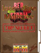 Jacqueline Makarov and The Red Storm