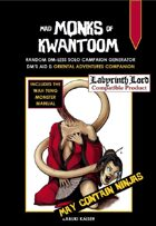 Mad Monks of Kwantoom