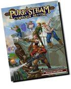 Pure Steam Campaign Setting PF