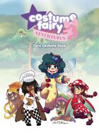 Costume Fairy Adventures - Printed Core Costume Deck