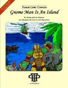 Gnome Man Is An Island