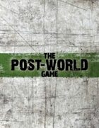 the post-world game, Powered by Protocol