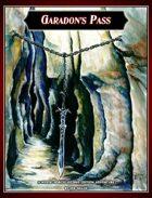 Garadon's Pass (Mystic Forces Second Edition Adventure)