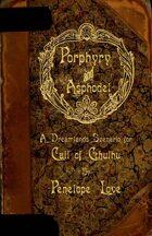 Penelope Love's Porphyry & Asphodel