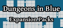 Dungeons in Blue Expansion Sets