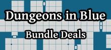 Dungeons in Blue Bundles