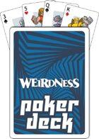 Supers Poker Deck (Blue)
