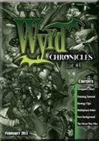 Wyrd Chronicles - Ezine - Issue 04