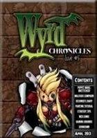 Wyrd Chronicles - Ezine - Issue 05