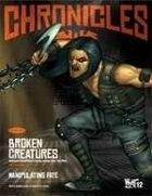 Wyrd Chronicles - Ezine - Issue 12