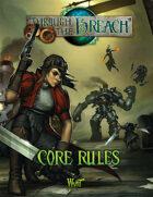 Through the Breach RPG - Core Rules