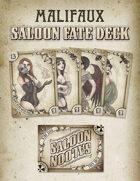 Saloon Fate Deck