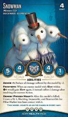 Snowman B