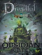 Through the Breach RPG - Penny Dreadful - The Obsidian Gate