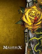 Malifaux - Outcasts Faction Book - M3E