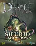 Through the Breach RPG - Penny Dreadful One Shot - Silurid Showdown