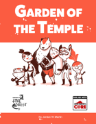 Garden of the Temple