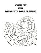Wheelies For Labyrinth Lord Players