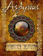 Aspyrias Adventuring System 101: Character Creation
