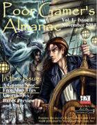 Poor Gamer's Almanac (November 2004)