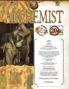 Character Theme: Alchemist (3.5)