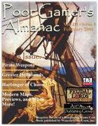 Poor Gamer's Almanac (February 2006)