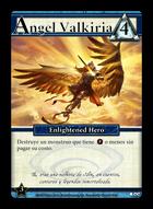 Angel Valkiria - Custom Card