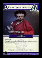 Akira El Gran Maestro - Custom Card