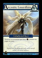 Arconte Guardián - Custom Card