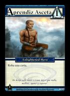 Aprendiz Asceta - Custom Card