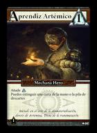 Aprendiz Artémico - Custom Card