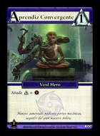 Aprendiz Convergente - Custom Card