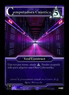 Super Computadora - Custom Card