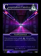 Computadora Cuántica  - Custom Card