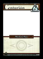 Centurión - Custom Card
