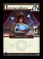 Invocadora - Custom Card
