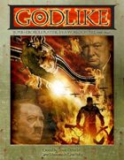 GODLIKE: Superhero Roleplaying in a World on Fire, 1936-1946