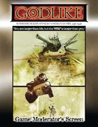 GODLIKE: Game Moderator's Screen