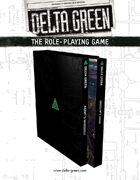 Delta Green: The Role-Playing Game