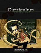 Monsters and Other Childish Things: Curriculum of Conspiracy