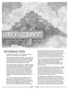 Wild Talents: Blood of the Gods