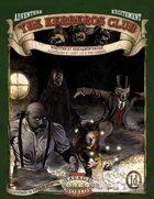The Kerberos Club (Savage Worlds Edition)