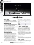 GODLIKE: Open Source Rules