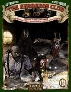 The Kerberos Club (Fate Edition)