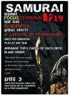 Attack The Darkness - Samurai Starter Deck