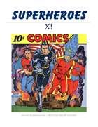 Superheroes X