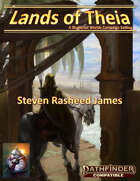 Lands of Theia - Pathfinder 2nd Edition