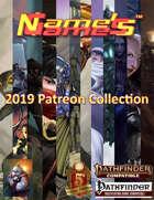 2019 Patreon Collection [BUNDLE]