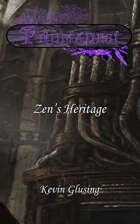 The Zen Chronicles Book 2 - Zen's Heritage